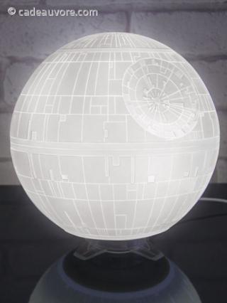 Lampe Usb Etoile Noire Star Wars Cadeauvore Com